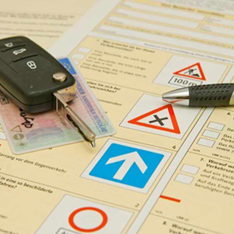 Démarches à effectuer pour retirer son permis + documents à fournir